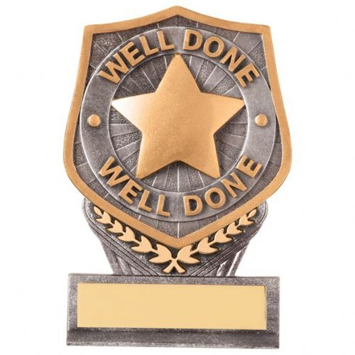 Falcon Achievement Well Done Award 105mm